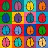 Mondriaan, Pop Art Tulpen