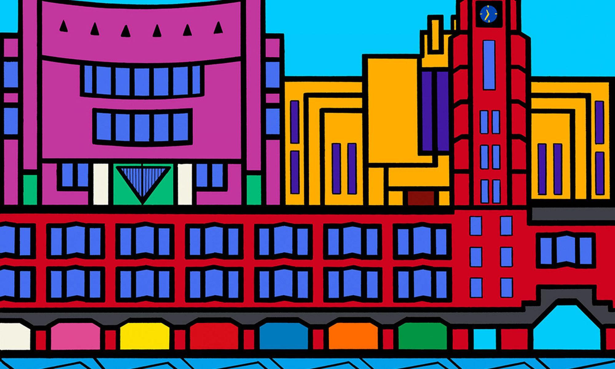 Bert Wouters - Original Artist
